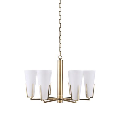 Avignon 6-Light Candle-Style Chandelier