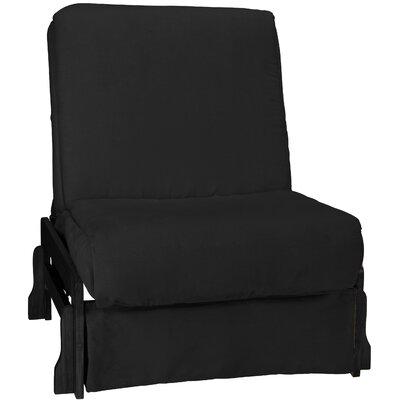 Epic Furnishings LLC Perfect 10 - Size: Chair, Color: Ebony Black