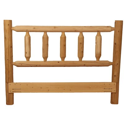 Grand Teton Slat Headboard Size: King