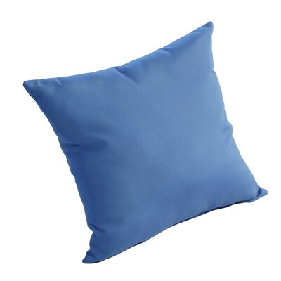 Isidore Outdoor Sunbrella Pillow Fabric: Capri