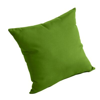 Outdoor Sunbrella Pillow Fabric: Macaw