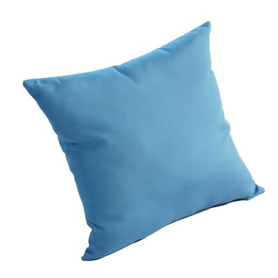 Isidore Outdoor Sunbrella Pillow Fabric: Sky Blue