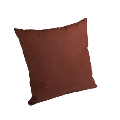 Indoor/Outdoor Pillow Fabric: Brick