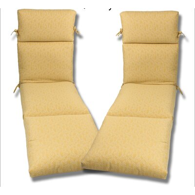 Geobella Outdoor Chaise Cushion