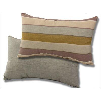 Outdoor Sunbrella Lumbar Pillow