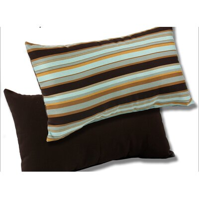 Outdoor Sunbrella Lumbar Pillow
