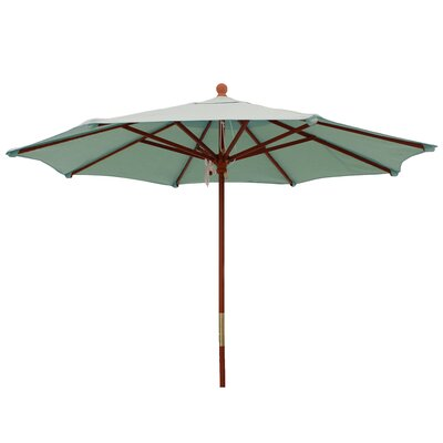 9 Market Umbrella Color: Glacier