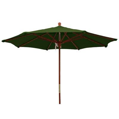 9 Market Umbrella Color: Palm