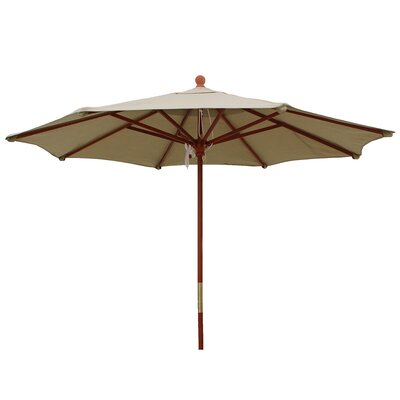 9' Market Umbrella W899M-AB