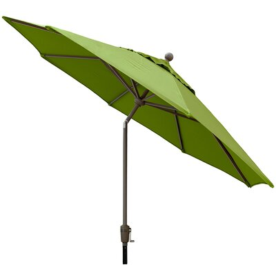 Sunbrella Outdoor Market Umbrella Color: Macaw