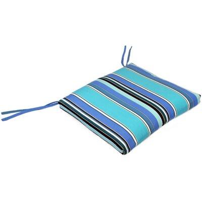 Knife Edge Outdoor Sunbrella Cushion Fabric: Dolce Oasis