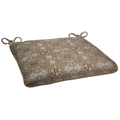 Knife Edge Outdoor Sunbrella Cushion Fabric: Shalimar Fossil