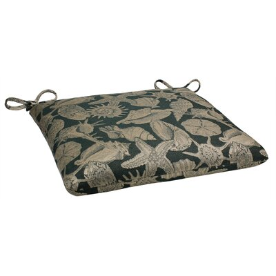 Knife Edge Outdoor Sunbrella Cushion Fabric: Reef Forest