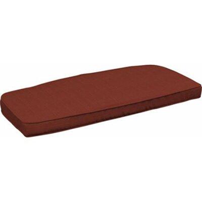 Stria Outdoor Wicker Settee Cushion