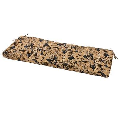Leaf Outdoor Patio Bench Cushion