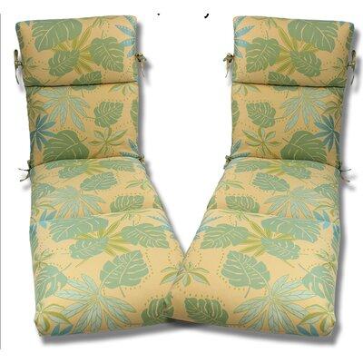 Geobella Outdoor Chaise Cushion