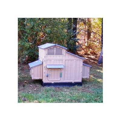 Large Snap Lock Chicken Coop
