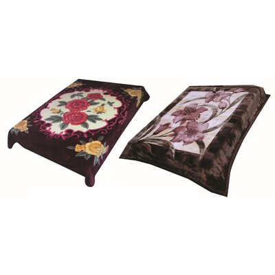 Mink Reversible Blanket
