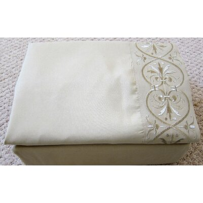 4 Piece Sheet Set Color: Taupe, Size: King