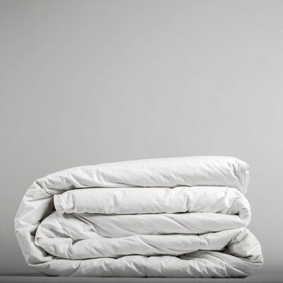 All Season Down Comforter Size: 86 L x 86 W