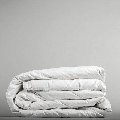 All Season Down Comforter Size: 86 L x 86 W