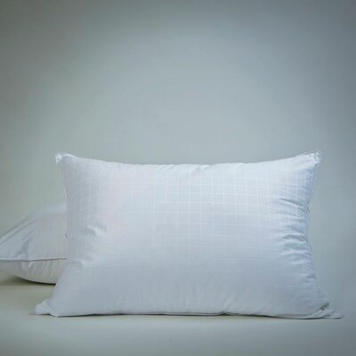 Plush Perfect Gel Fiber Pillow Size: King