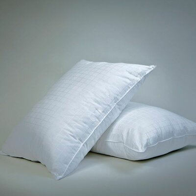 Plush Perfect Polyfill Pillow Size: King
