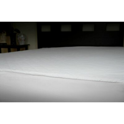 1000 TC Luxe Mattress Pad Size: 75 L x 39 W