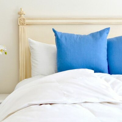 """Basic Midweight Down Comforter Size: 110"""" L X 96"""" W"""