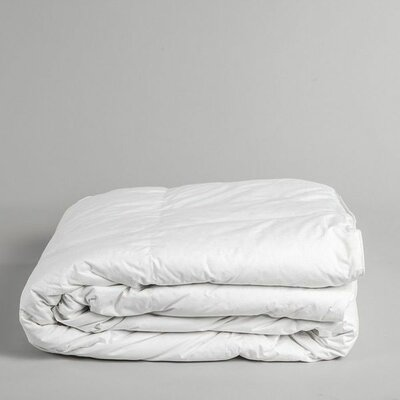 Basic Midweight Down Comforter Size: 96 L x 92 W