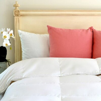 Superior Midweight Down Alternative Comforter Size: King