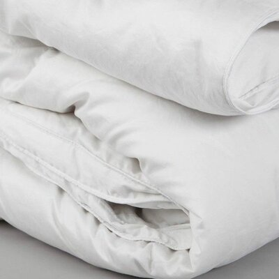 Deluxe Heavy Weight Down Alternative Comforter Size: Queen