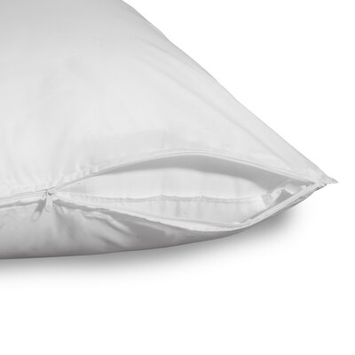 Anti-Allergy Clean Pillow Protectors Size: Standard