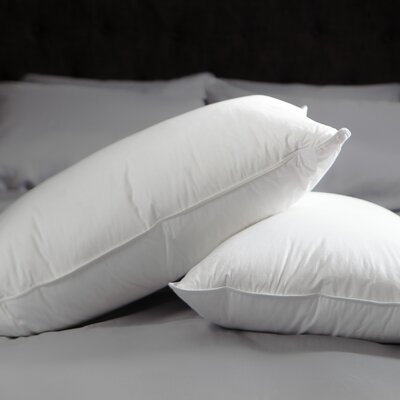 Comforel Medium Personal Choice Down Alternative Pillow Size: King
