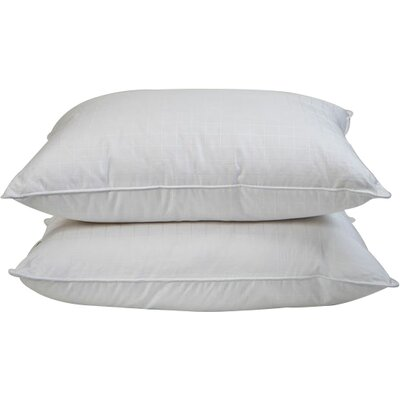 Plush Perfect Bed Polyfill Pillow Size: 20 L x 36 W