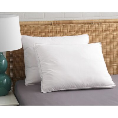 Allergen Barrier Gusseted Down Alternative Pillow Size: Queen