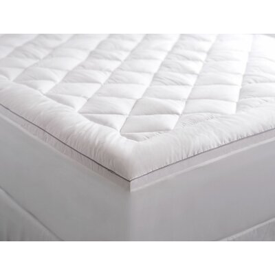1 Down Alternative Mattress Pad Bed Size: Queen