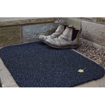 Muddle Mat Doormat Color: Charcoal, Rug Size: 111.5 x 27.5