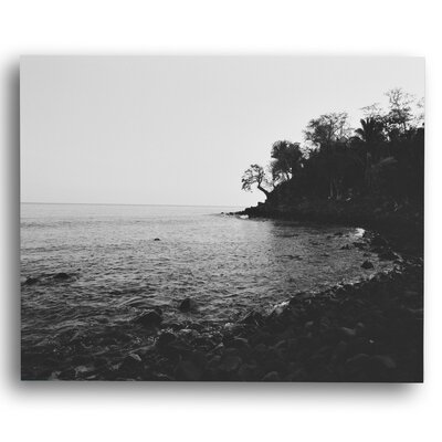 'Vista II' by Ed Fladung Photographic Print on Wrapped Canvas Size: 24