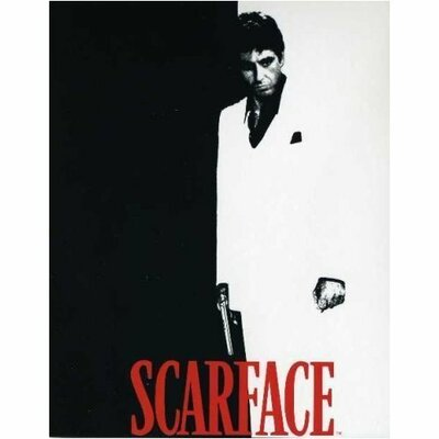Scarface Tony Montana Luxury Plush Throw Blanket BA-0002