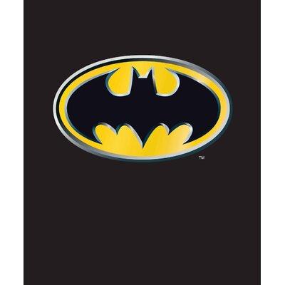 Batman Emblem Blanket Size: Twin