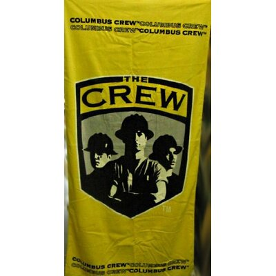MLS Beach Towel MLS Team: Columbus Crew