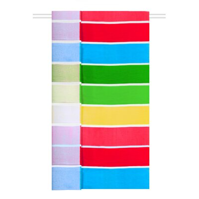 Rainbow Cabana Beach Towel