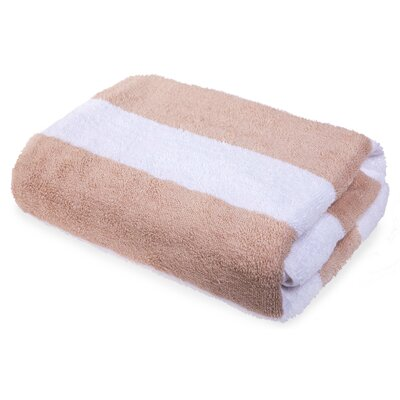 Beach Towel Color: Beige