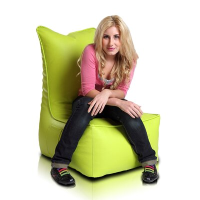 Bean Bag Lounger Upholstery: Lime