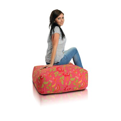 Bean Bag Chair Upholstery: Souvenir Pink