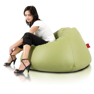 Bean Bag Chair Upholstery: Cappuccino