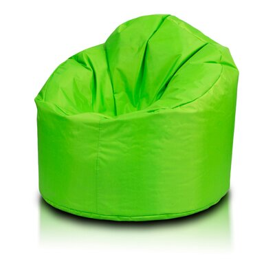 Bean Bag Chair Upholstery: Neon Green