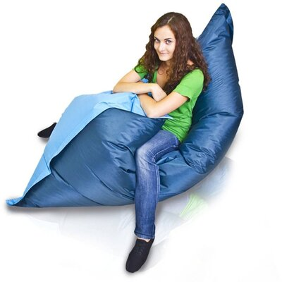 Bean Bag Sofa Upholstery: Sky / Blue