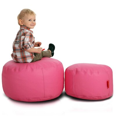 Bean Bag Chair Color: Pink